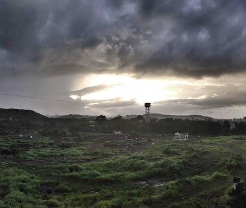 구름, 비 내린 후, 태양, 폭풍의 무료 스톡 사진