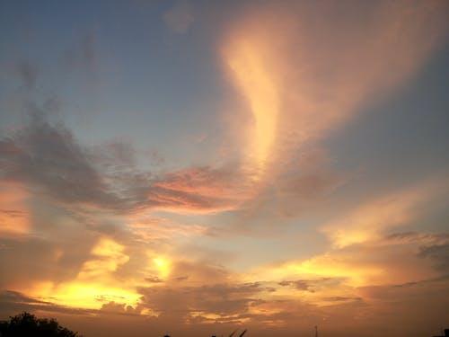 일몰, 저녁, 태양, 하늘의 무료 스톡 사진