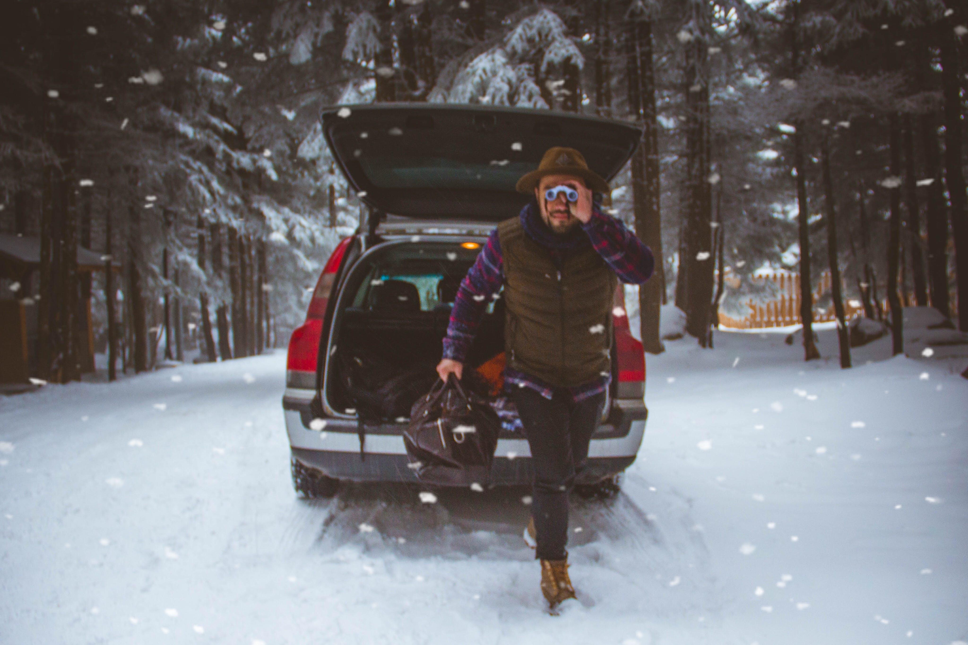 bil, dagslys, forkølelse