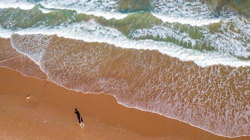 Бесплатное стоковое фото с акварельные краски, бразилия, веселье, вид сверху