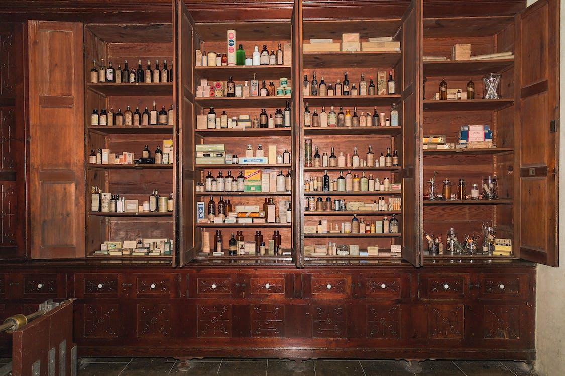 古巴, 櫃子, 药房博物馆 的 免费素材图片