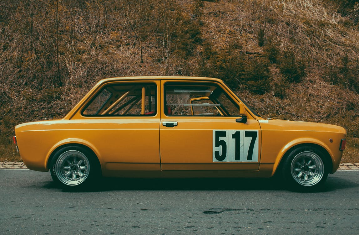 antique, automobile, car