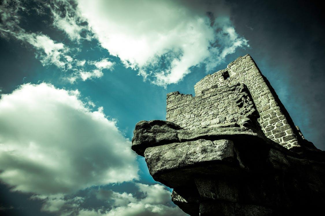memorial, monument, ruin