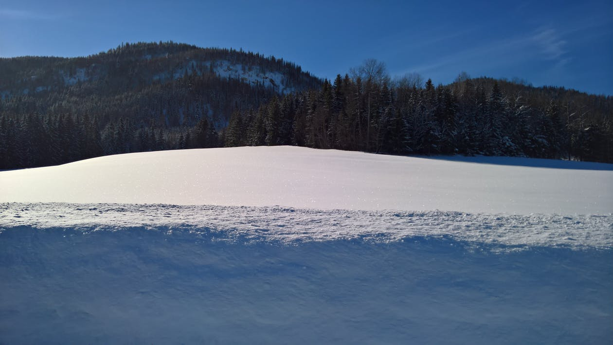 landscape, mountain, norway