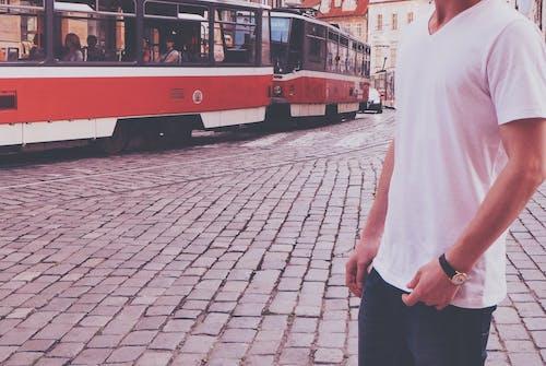 Gratis lagerfoto af hvid, mand, model, Prag