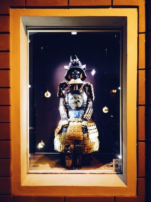 Gratis lagerfoto af Asien, samurai