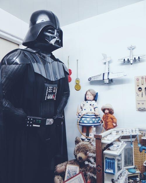 Ảnh lưu trữ miễn phí về búp bê, chiến tranh giữa các vì sao, darth vader, đồ chơi