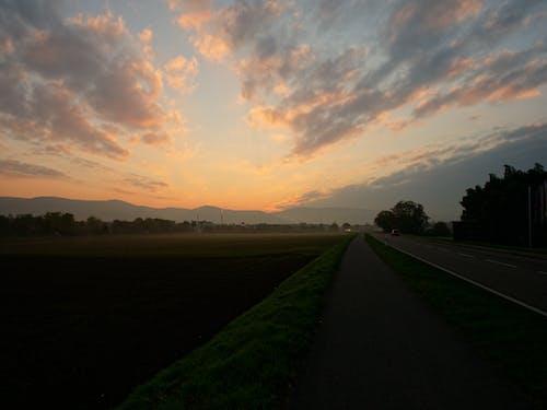 Gratis stockfoto met enorm, gouden, hemel, landschap