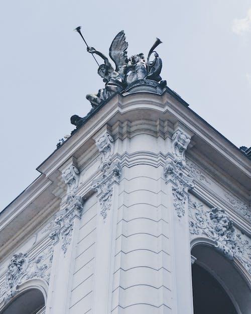 Kostnadsfri bild av arkitektonisk, arkitektur, byggnad, exteriör