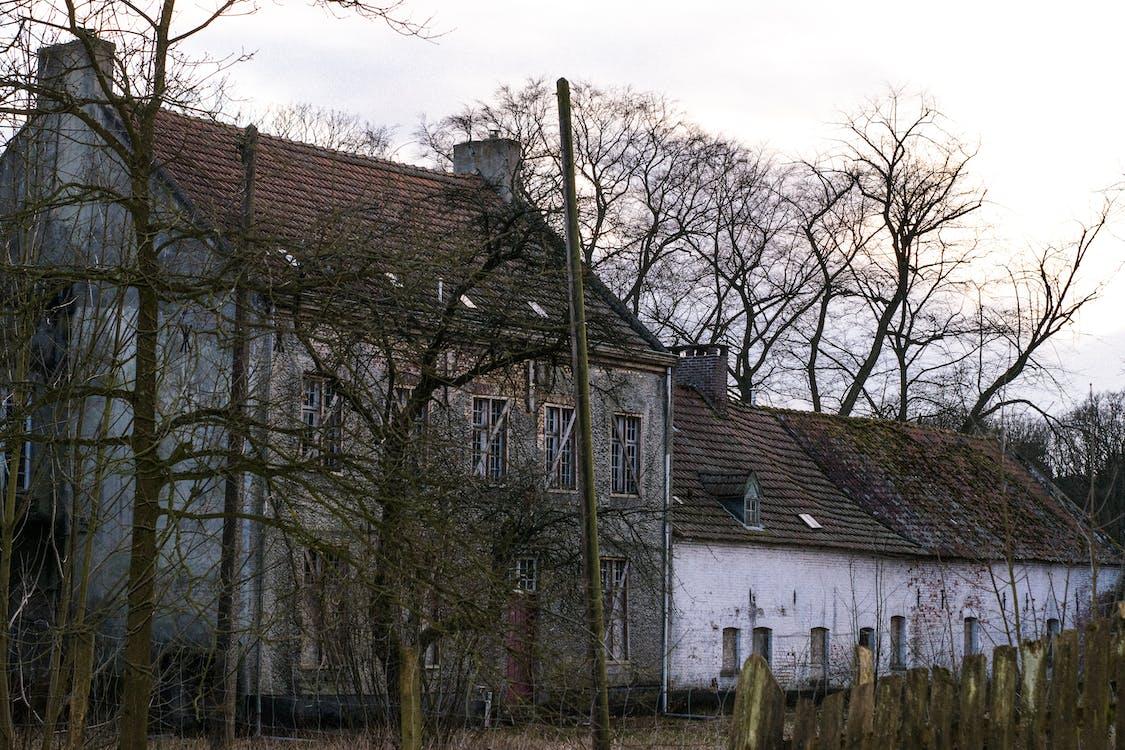 廢棄的建築, 放棄, 老房子