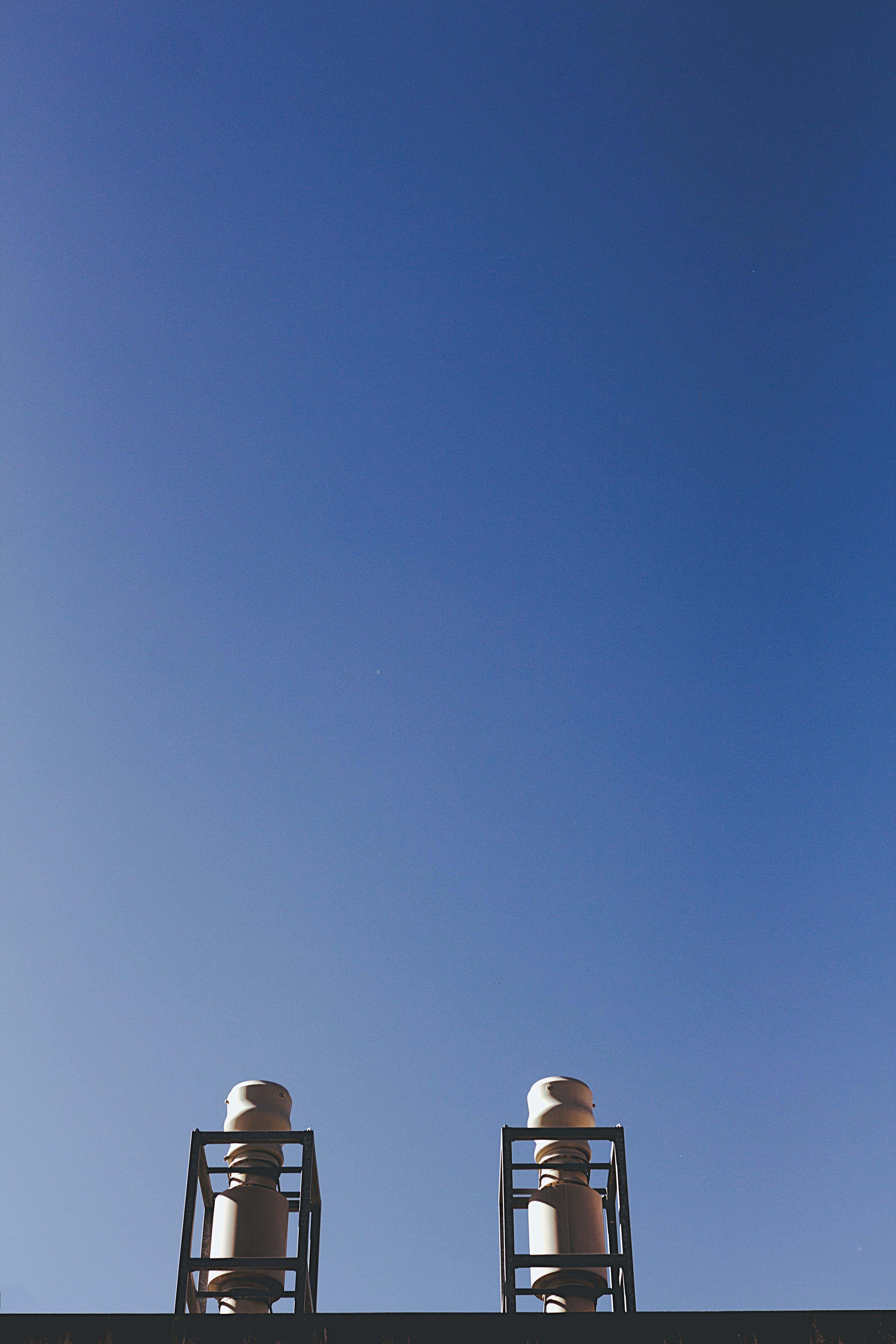 Foto profissional grátis de ao ar livre, arquitetura, céu, céu azul