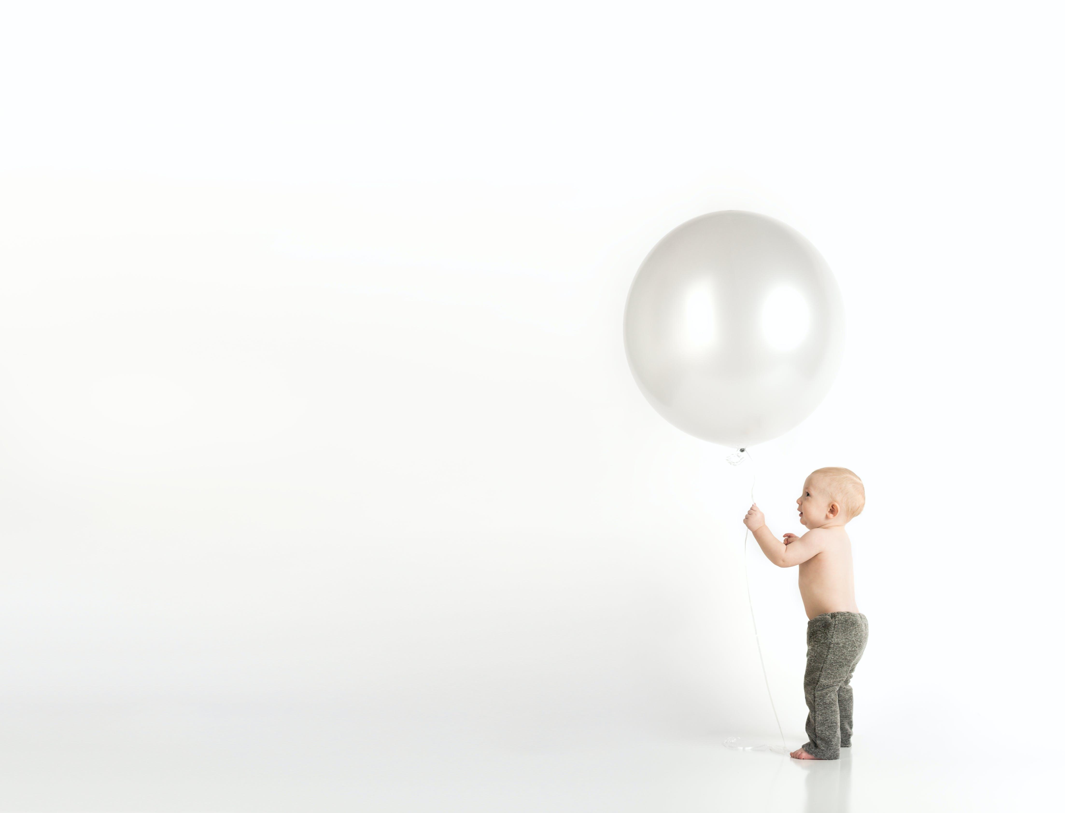 baby, ballon, begrifflich