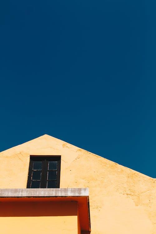 Ảnh lưu trữ miễn phí về ánh sáng ban ngày, bầu trời quang đãng, bê tông, căn nhà