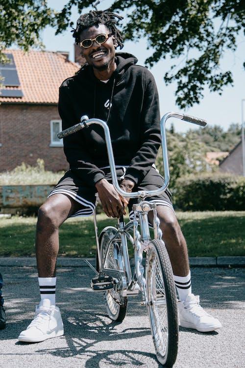 Free stock photo of active, adult, bike