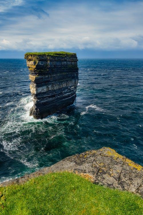 Gratis stockfoto met boot, downpatrick hoofd, eiland