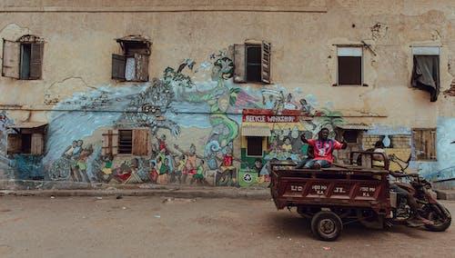 Gratis stockfoto met architectuur, gebouw, graffiti