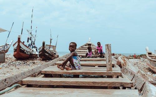 Gratis stockfoto met Afrika, architectuur, boot