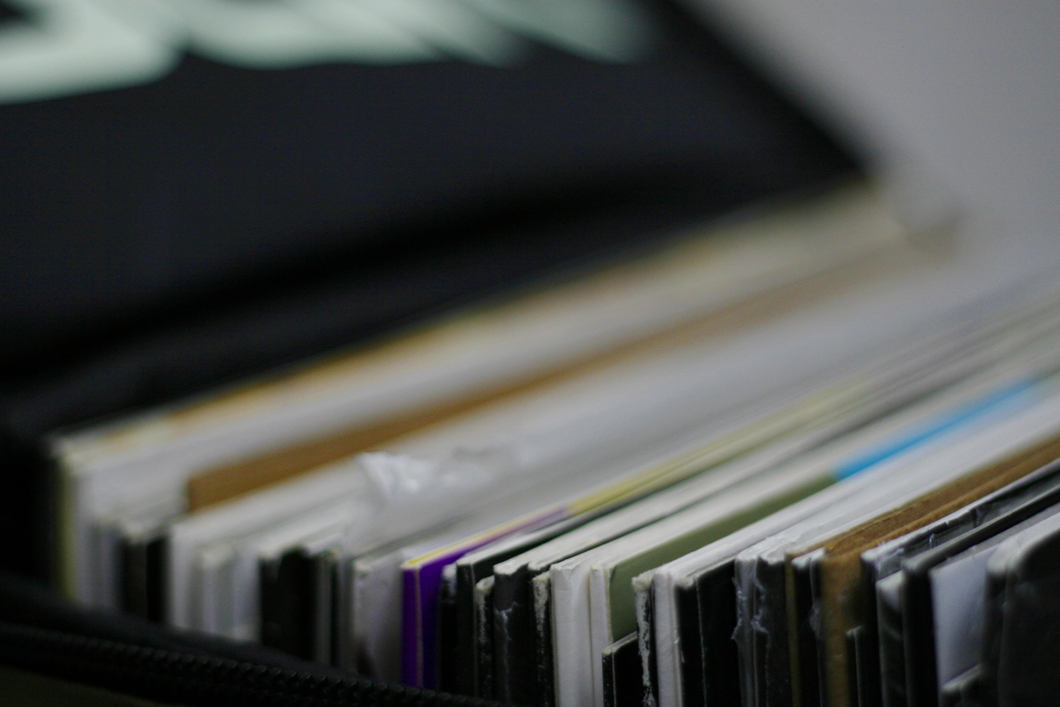 Free stock photo of deejay, dj, record, sleeve