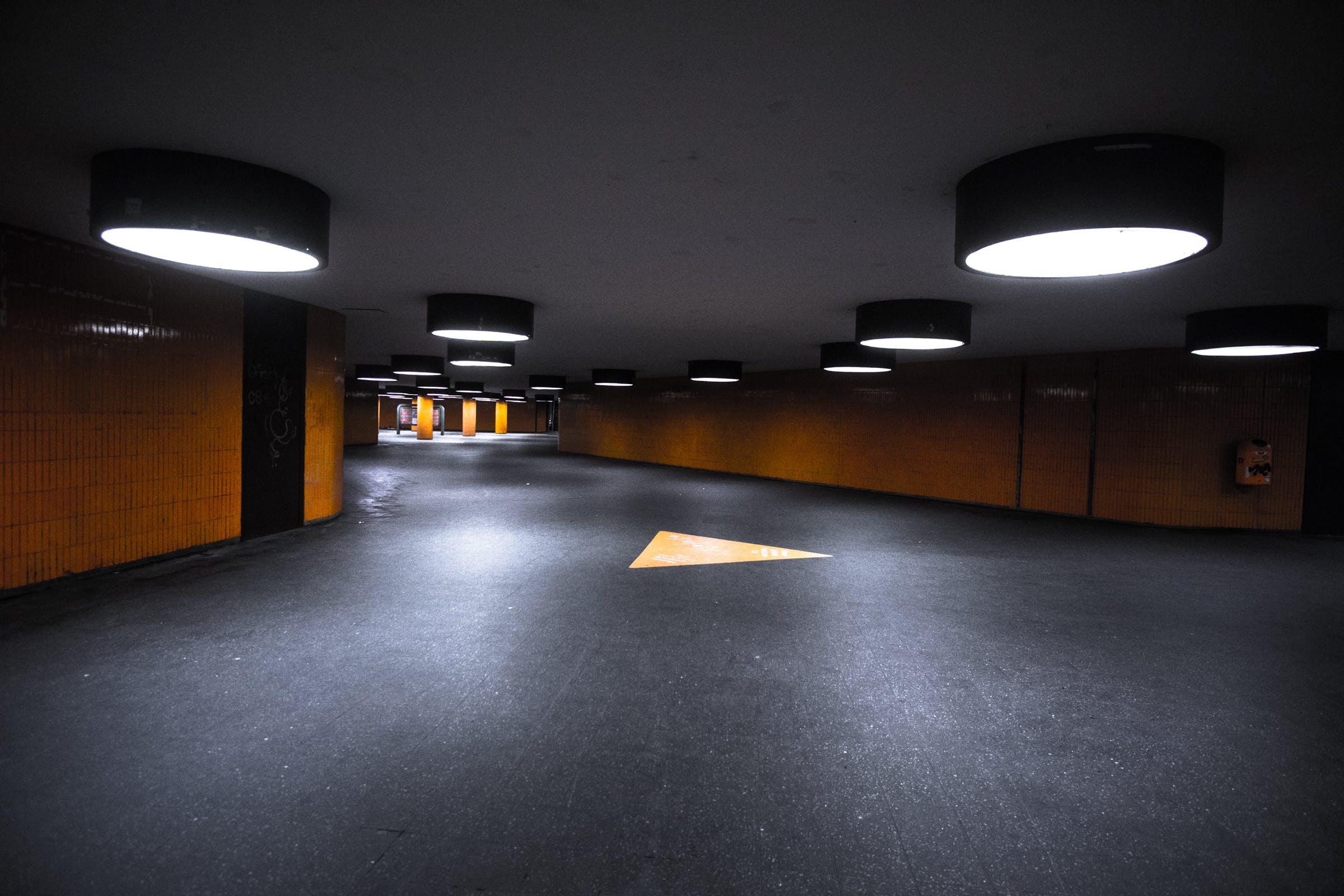Free stock photo of berlin, city, concrete, lights