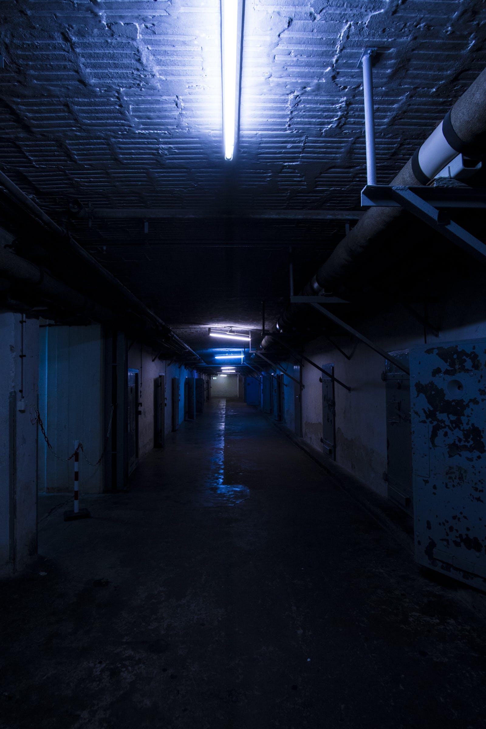 Free stock photo of berlin, concrete, dark, ddr