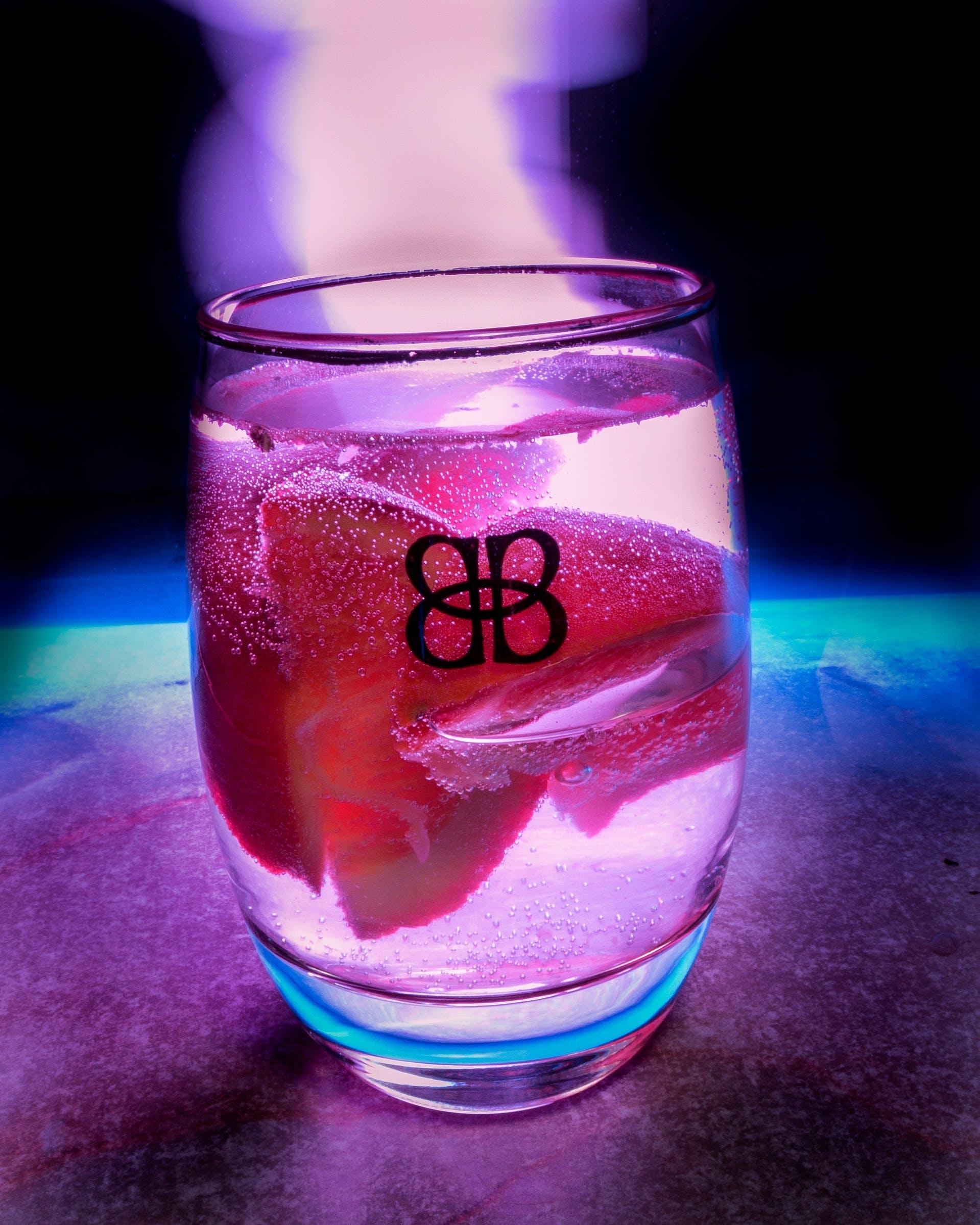 aardbei, alcohol, alcoholisch drankje