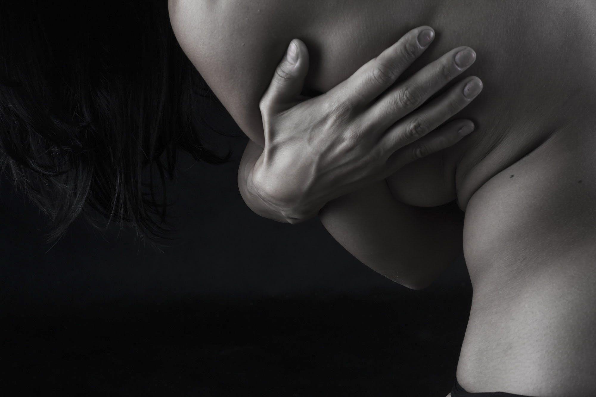 乳房, 勾引, 后背, 女人 的 免费素材照片