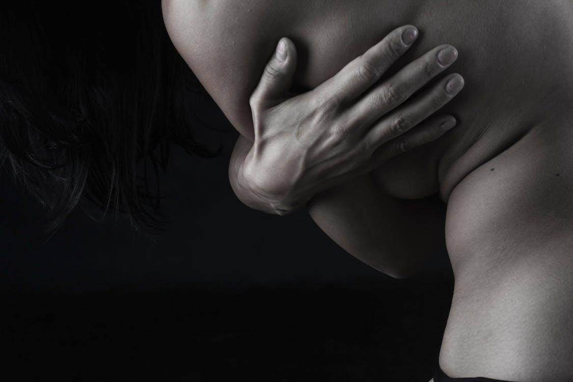 乳房, 人, 勾引