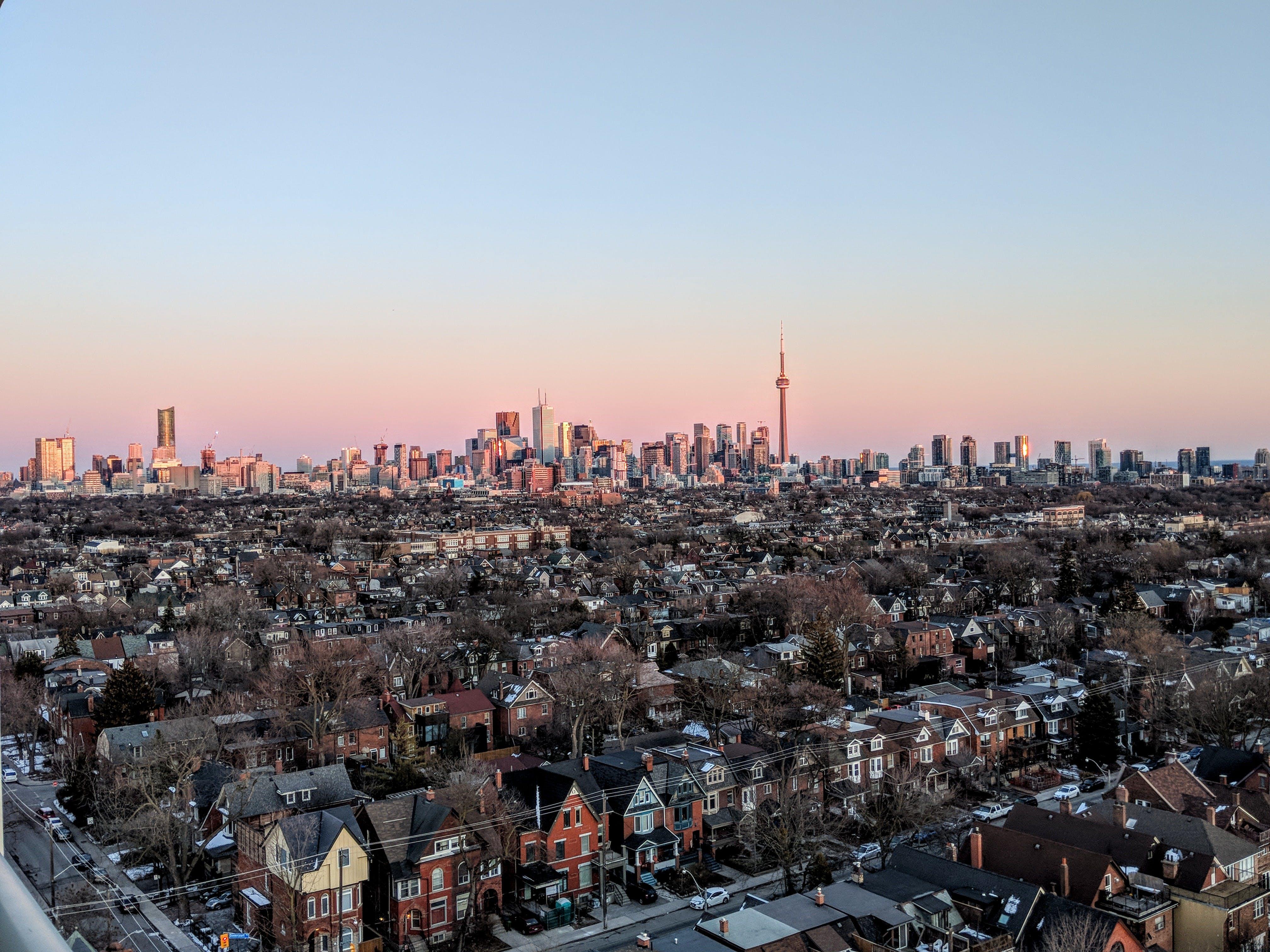 Δωρεάν στοκ φωτογραφιών με αρχιτεκτονική, αστικό τοπίο, αστικός, γραμμή ορίζοντα