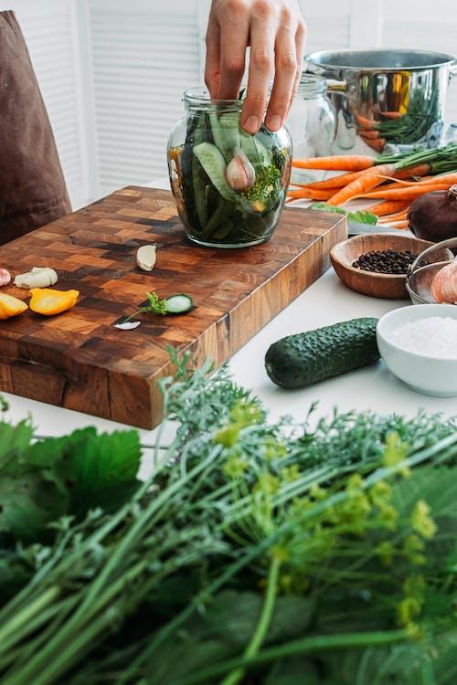 Foto stok gratis aneka, bahan, Bawang putih
