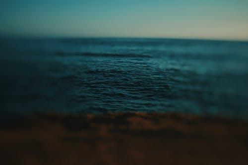 Foto profissional grátis de abismo, água, azul
