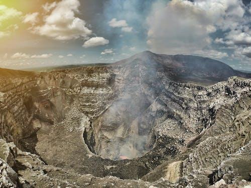 Kostnadsfri bild av lava, masaya, nicaragua, vulcano