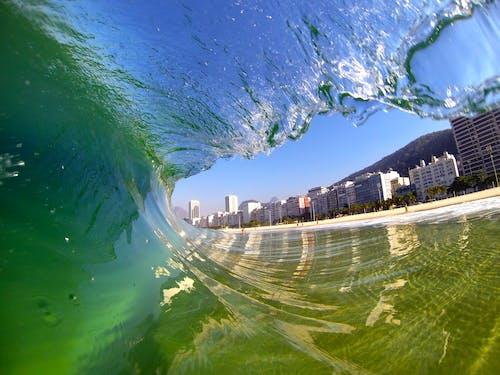 招手, 揮手, 波浪 的 免費圖庫相片