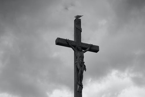 Photos gratuites de à cause de, christianisme, ciel, croix