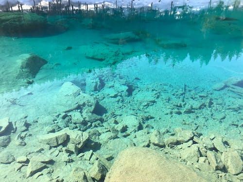 Free stock photo of aqua, beautiful, blue, blue waters