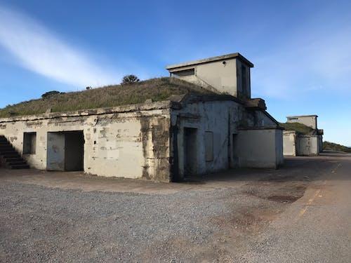 Foto profissional grátis de abandonado, construção abandonada, edifício antigo, local histórico