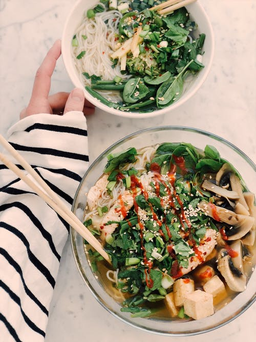 Ingyenes stockfotó csíkok, ebéd, egészséges, élelmiszer témában