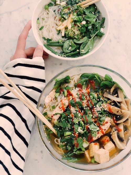 Fotos de stock gratuitas de almuerzo, aperitivo, cocina, comida