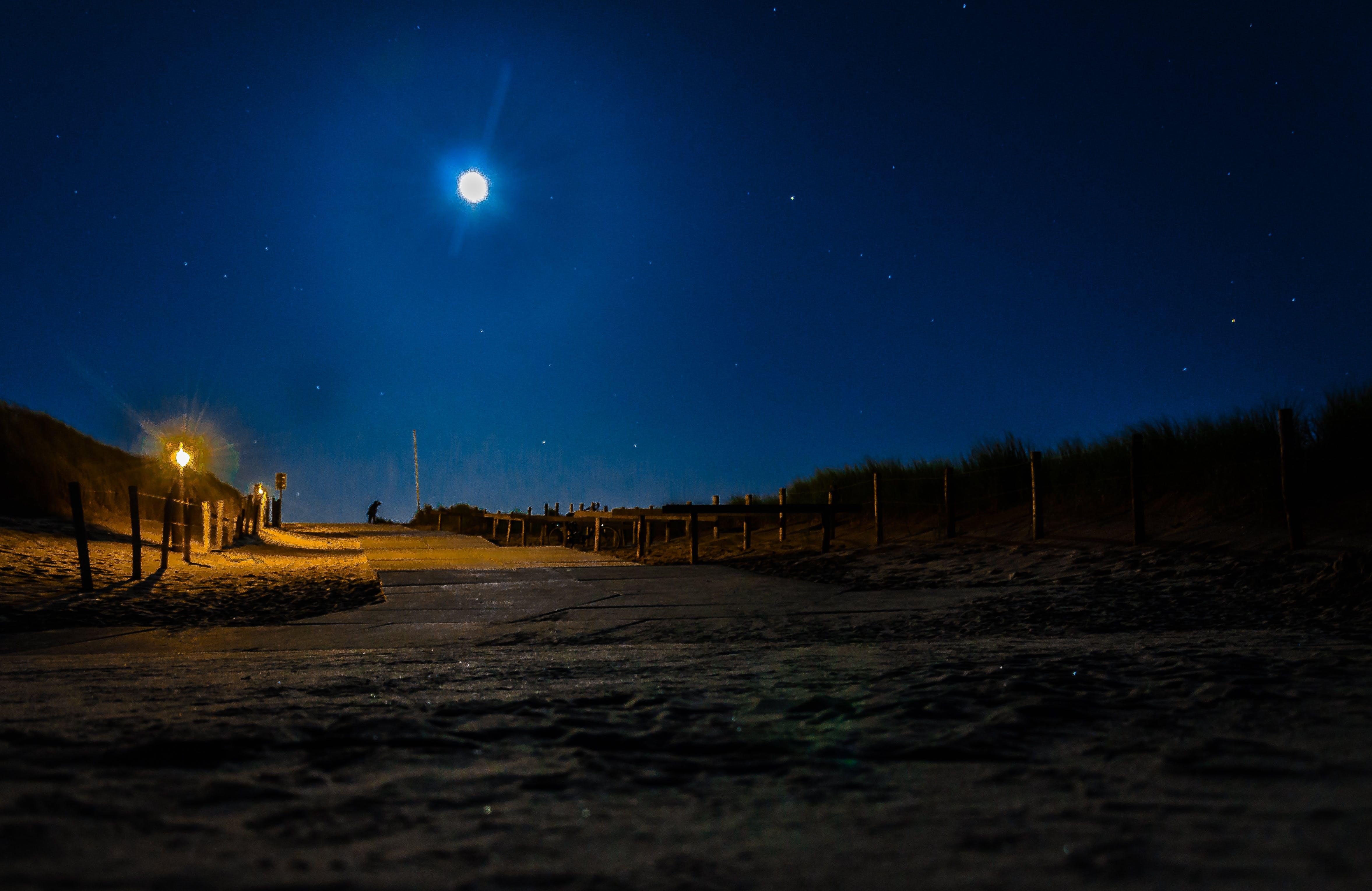 Scenic View at Night