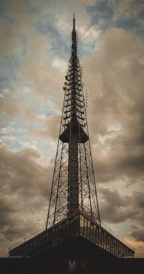 Gratis arkivbilde med tv-tårn