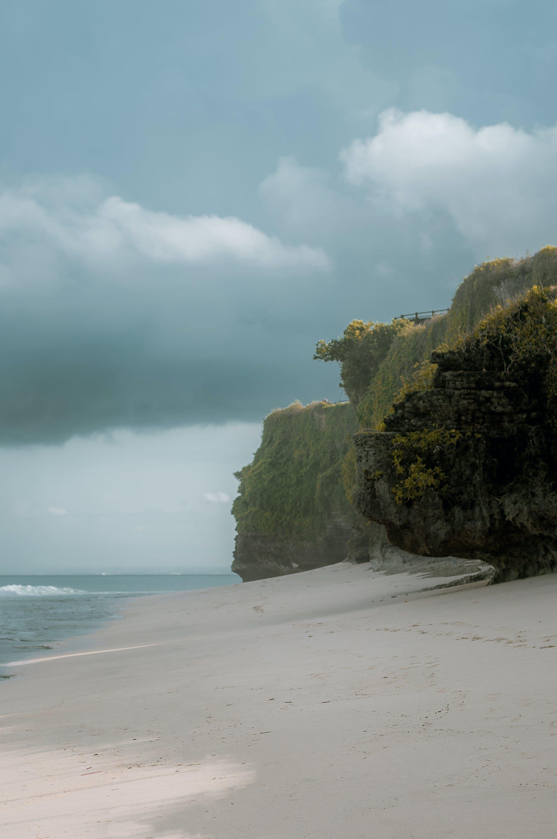 Free stock photo of bali, beach, beachlife, cliff