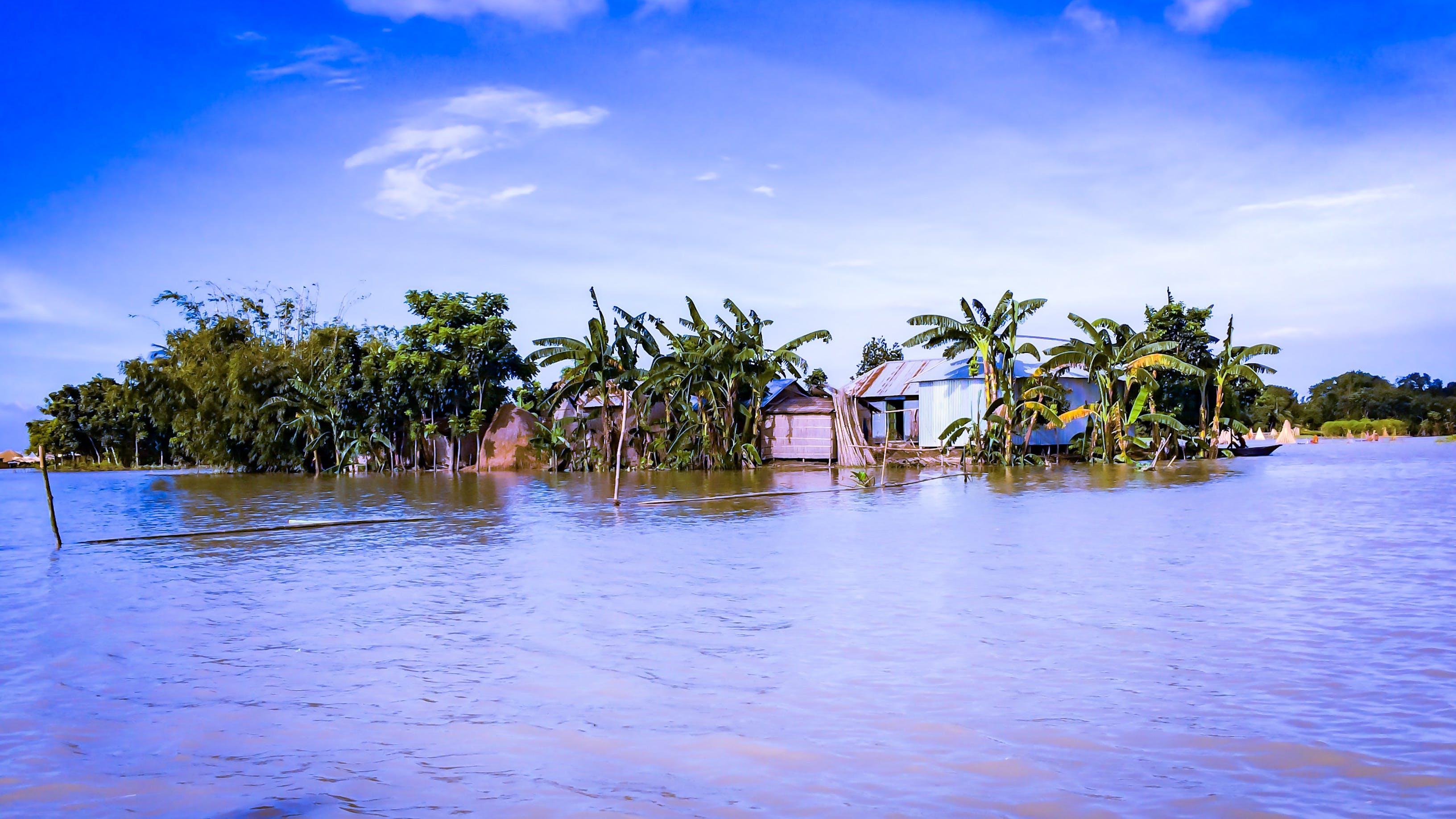 Δωρεάν στοκ φωτογραφιών με bangladesh, γαλάζια νερά, καταρράκτης του μπαγκλαντές, νερό και ουρανό