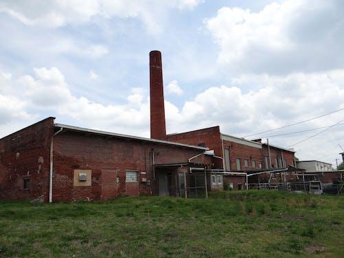 古い工場, 工場, 煙突の無料の写真素材