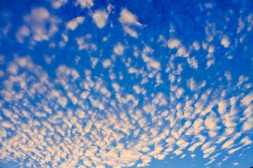 Darmowe zdjęcie z galerii z błękitne niebo, chmury, czysty, dzień