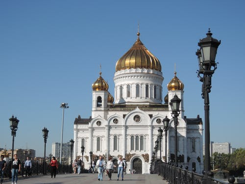 Free stock photo of cathedral, christianity, moscow
