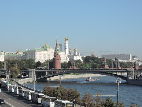 Free stock photo of centre of moscow, city, historic centre