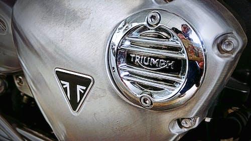 Free stock photo of machine, motor, motorcycle engine