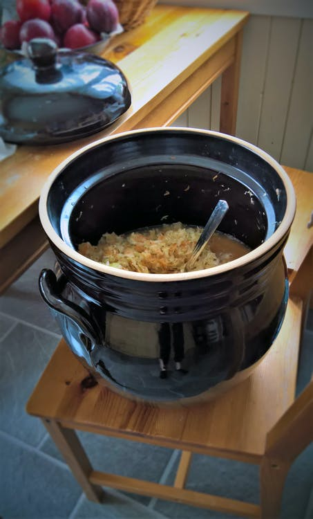 Free stock photo of polish food, sauerkraut