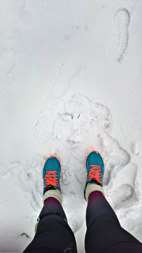 Free stock photo of jogger, legs, running shoe, running shoes