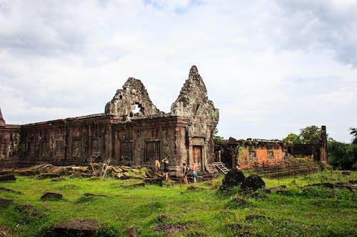 修道院, 古老的, 地標, 寮國 的 免費圖庫相片
