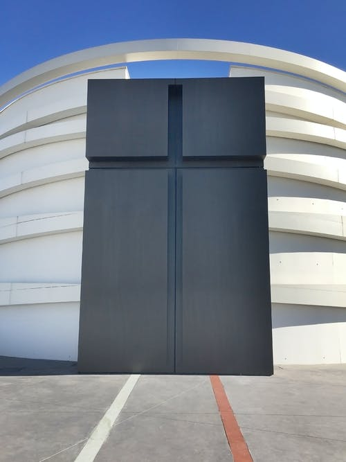 Kostnadsfri bild av arkitektonisk design, arkitektur, betong, byggnad